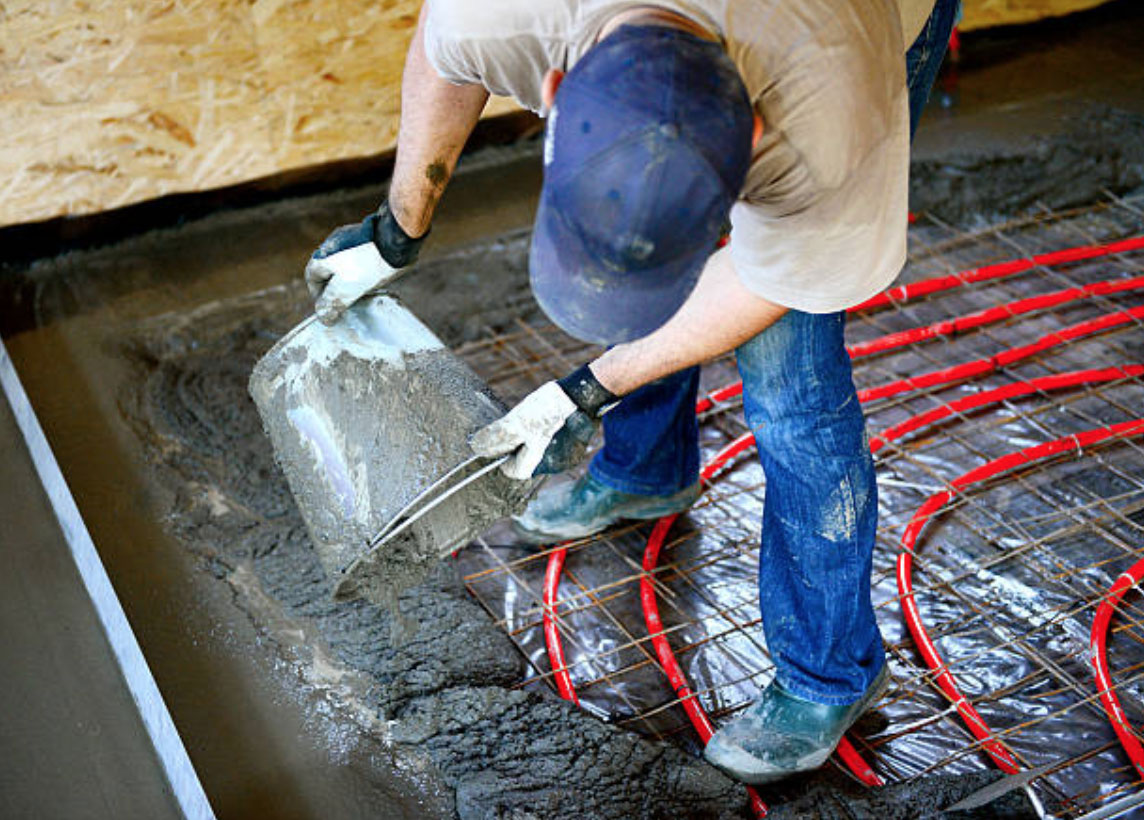 Hydronic Slab Heating VS Electric Slab Heating