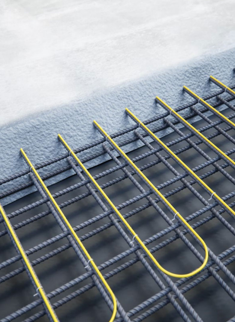 In Slab Electric Floor Heating